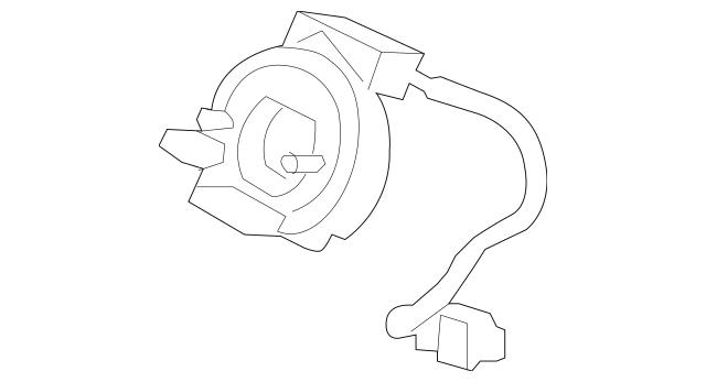 Honda Reel Assembly, Cable (Furukawa) (77900-SHJ-A61