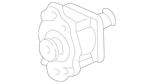 2000-2004 Acura RL SEDAN Valve, Purge Control Solenoid
