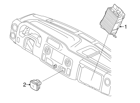 Electrical Components for 2013 Ford E-250