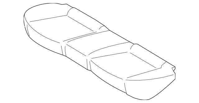 Buy this Genuine 2014-2015 Kia Forte Cushion Cover 89160