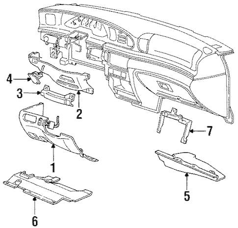 1994 gmc vandura fuse box diagram