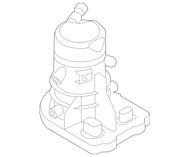 2011-2019 Porsche Power Steering Pump 958-314-155-03