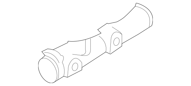 1999-2004 Jeep Grand Cherokee Master Cylinder 5011260AB