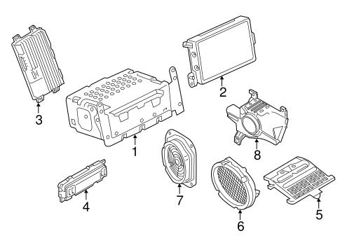 Sound System for 2015 Lincoln Navigator