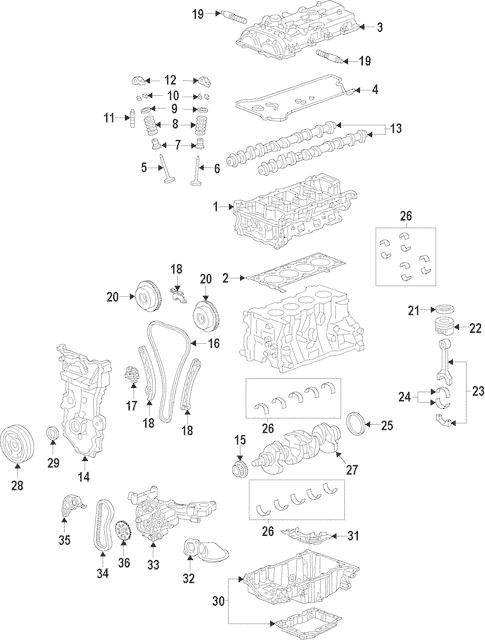 2014 Chevy Cruze Engine Diagram : chevy, cruze, engine, diagram, Chevrolet, Cruze, Engine, Diagram, Wiring