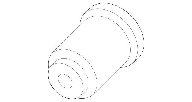 2011-2013 Kia Sorento Lower Control Arm Rear Bushing 54550