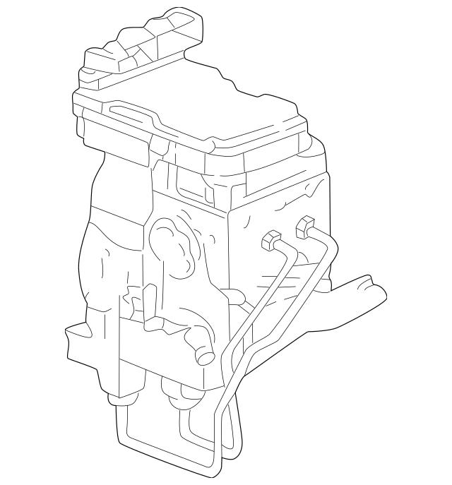 Dodge Durango Inertia Switch Location