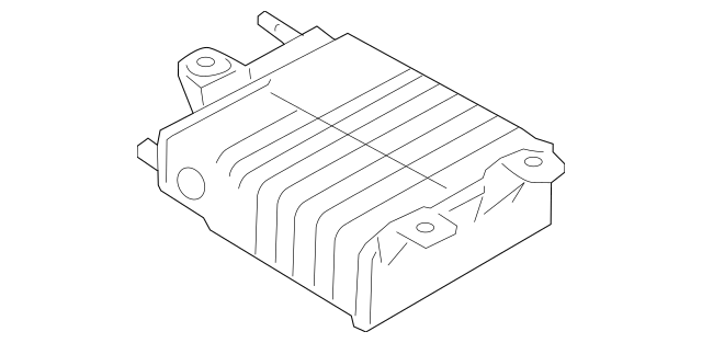 OEM Ford Part Part Number: AS4Z-9D653-F, Ford Vapor