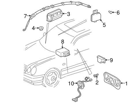 Mercedes E500 Engine Mercedes S500 Wiring Diagram ~ Odicis