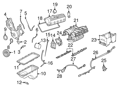92 F150 Front Suspension 92 F150 Hood Wiring Diagram ~ Odicis