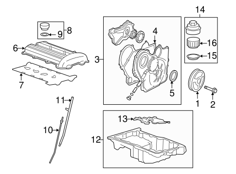 Service manual [2009 Saturn Aura Remove Engine Assembly