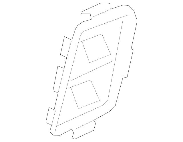 2014-2016 Mercedes-Benz Lock Switch 222-905-14-51-8R99