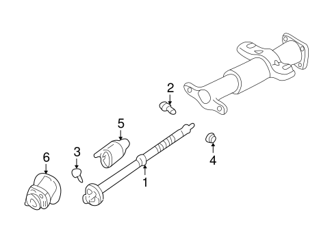 Lower Components for 1997 Chevrolet K1500 Pickup