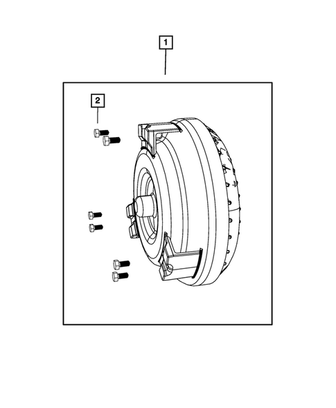 Automatic Transmission / Transaxle and Torque Converter