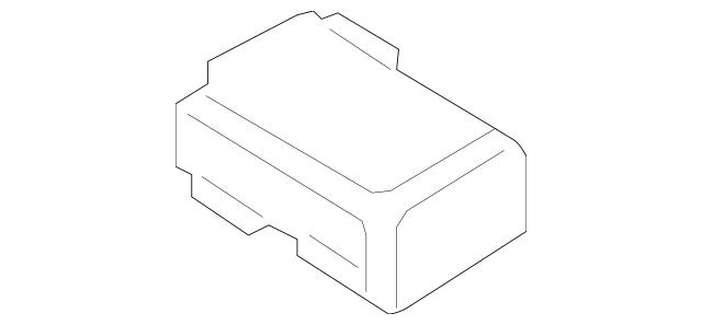 2019-2020 Hyundai Veloster Fuse & Relay Box 91959-J3010
