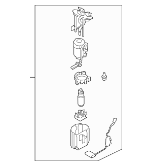 Buy this Genuine 2011-2013 Kia Optima Fuel Pump Assembly