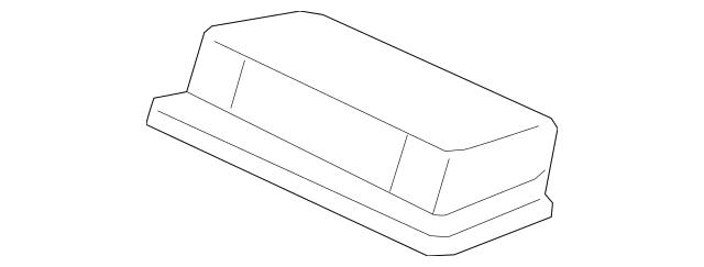 Honda Switch, License Light & Tailgate Opener 74810-THR