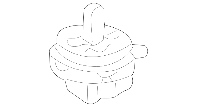 Mercedes-Benz Headrest Motor Actuator (220-800-03-75
