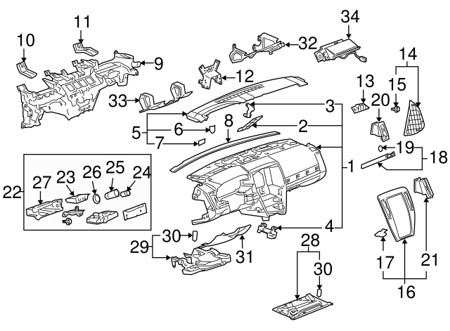 gm 6 0 engine head diagram