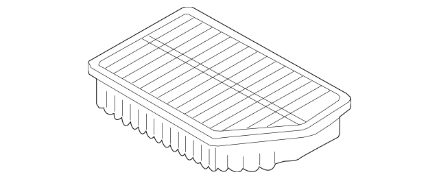 Genuine OEM Air Filter Part# 28113-B2000 Fits 2014-2019
