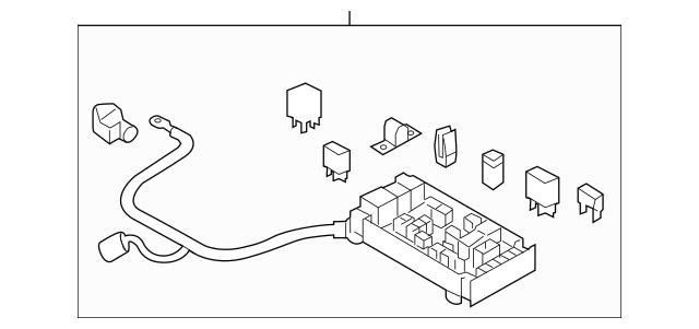 2008 Subaru Impreza Relay Diagram / Fog Light Schematic