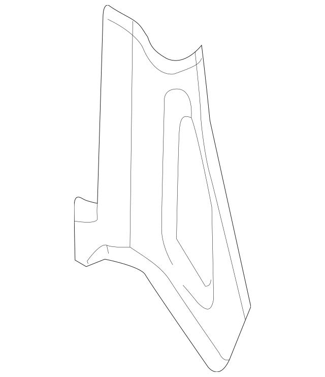 2009-2017 Volkswagen Tiguan Connector Plate 5N0-809-415