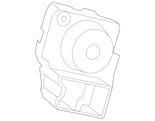 2012-2013 Honda CIVIC HYBRID SEDAN Switch, Steering 35130