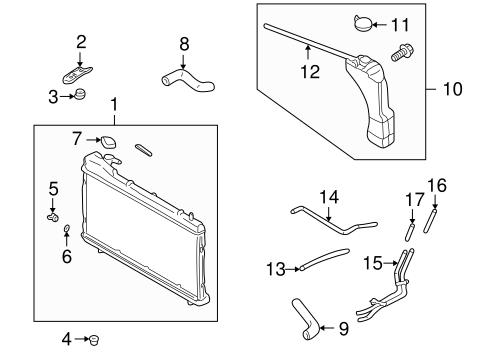 Subaru 2 5l Cooling System Subaru GL Wiring Diagram ~ Odicis