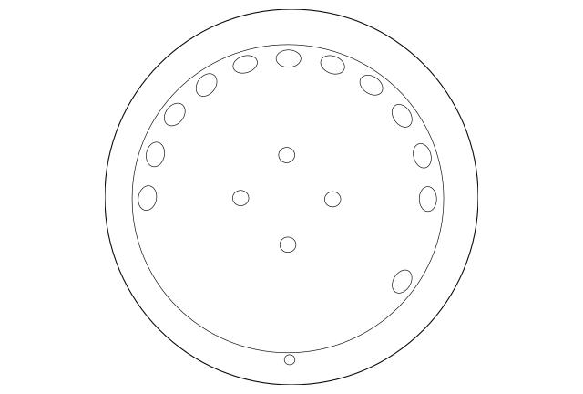 2018-2019 Hyundai Accent Wheel, Spare 52910-H9900