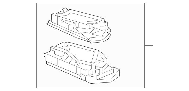 Honda Display Assembly, Head Up (Rewritable) 78200-TVA-A01