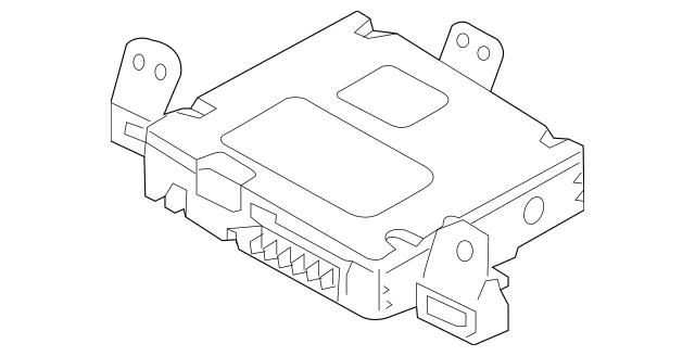 2013-2015 Hyundai Elantra GT Module 96510-A5100