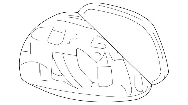 Car Mirror Schaltplang