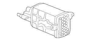 Genuine 2002-2004 Honda CR-V 5-DOOR Canister Assembly
