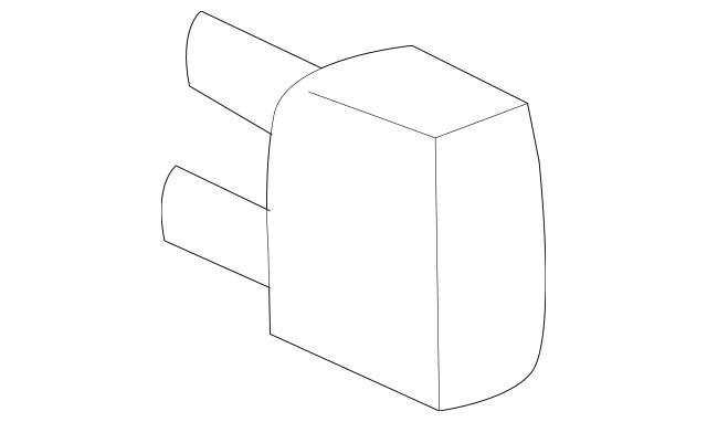 Genuine OEM Mini Fuse Part# MS810887 Fits 2010-2019