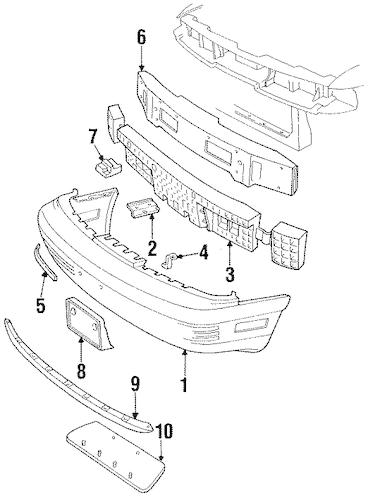Service manual [How Cars Run 1995 Mercury Cougar Spare