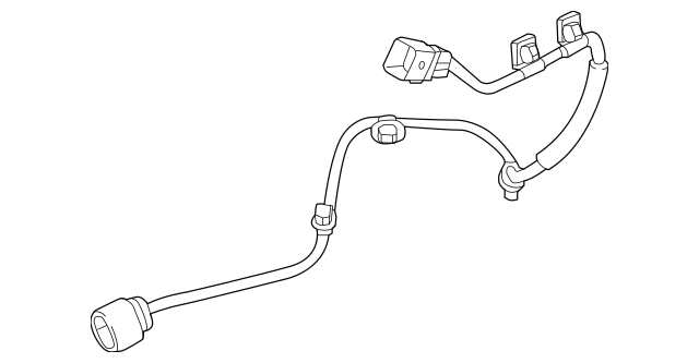 2016 Hyundai Genesis Wire Harness 92193-B1500