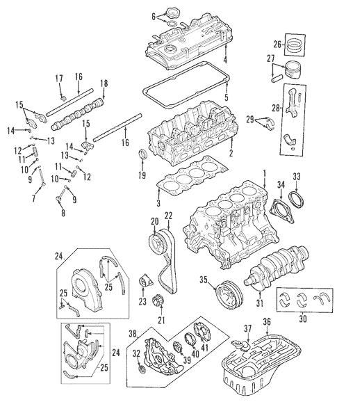 2002 mitsubishi lancer es engine diagram