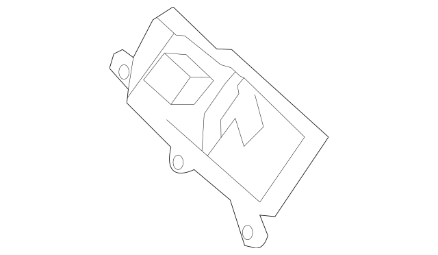 2011-2013 Kia Optima Handle, Inside 82610-2T010