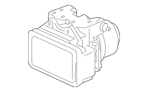 2006-2009 Honda S2000 COUPE Modulator Assembly, Vsa 57110