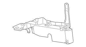 2008-2010 Toyota Highlander Oil Cooler 32910-48080