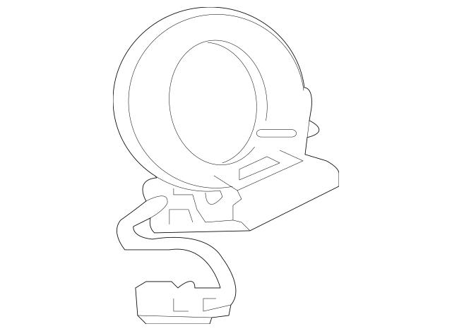 2004-2012 Mitsubishi Angle Sensor 8651A085