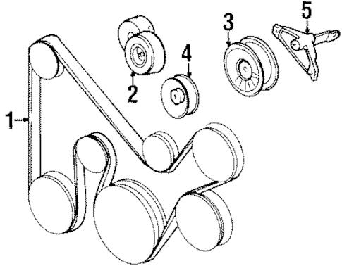 Dodge Maintenance & Lubrication Belts & Pulleys parts for