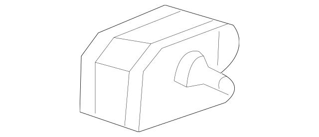2002-2005 Honda CIVIC HATCHBACK Sensor Assembly, Side