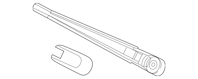 Discount Genuine OEM 2016 Honda PILOT 5-DOOR Arm, Rear