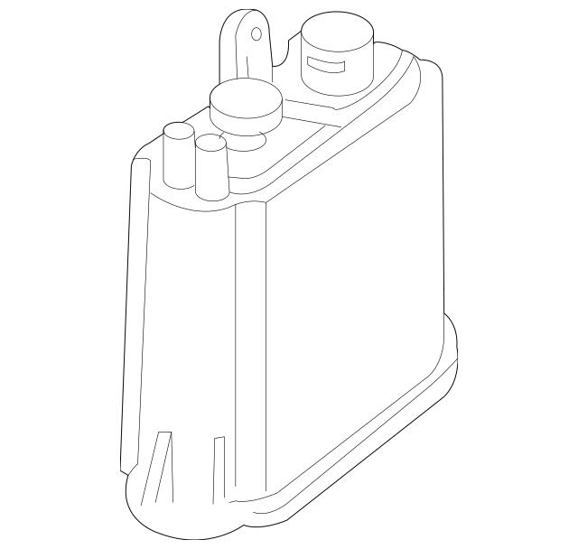 OEM Ford Part Part Number: F75Z-9D653-AC, Ford Vapor