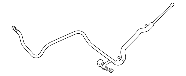Genuine OEM 2012 Jeep Grand Cherokee Wire Harness