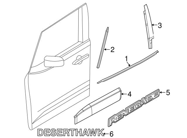 desert hawk diagram featherlite horse trailer wiring decal mopar 68356148aa tascaparts com