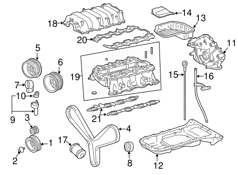 Acura Mdx Belt Tensioner Acura MDX Timing Belt Wiring