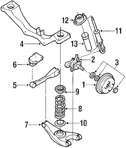 Chevrolet Hhr Suspension Diagram Html