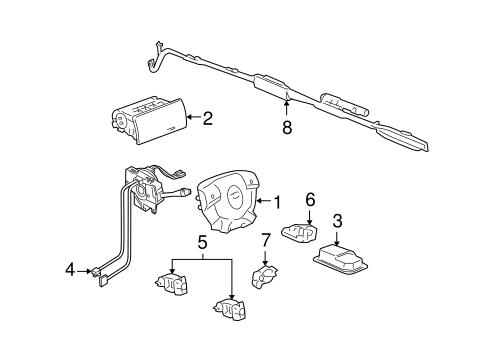 2007 Hummer H3 Parts Diagram